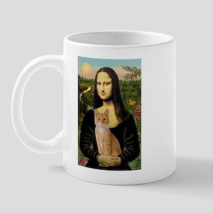 Mona / Tiger Cat Mug