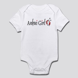 Anhui Girl Infant Bodysuit