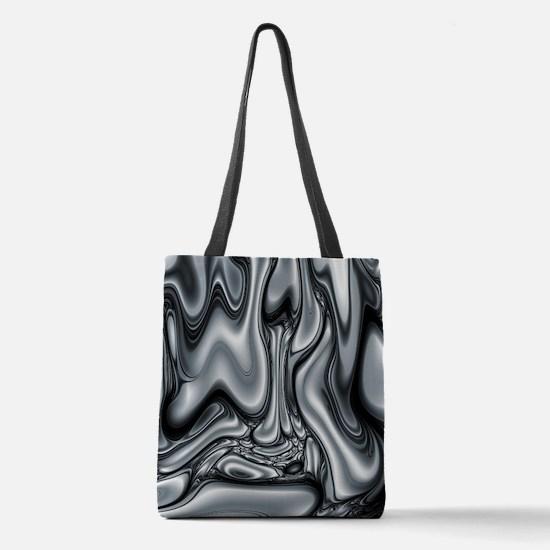 Variation 22 Polyester Tote Bag
