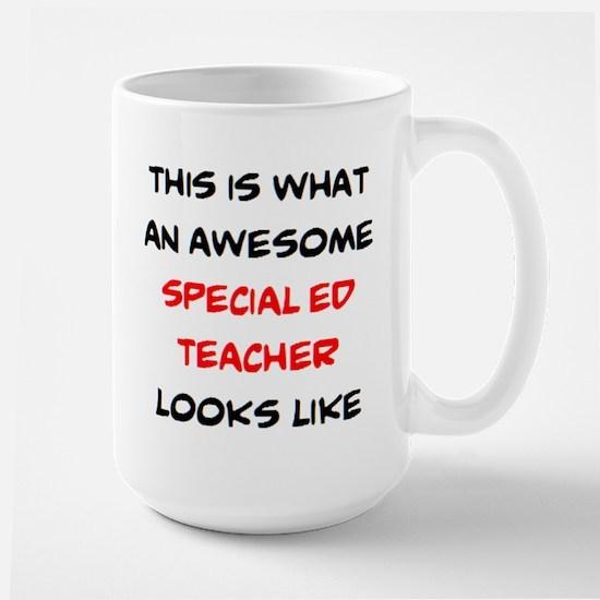 awesome special ed teache Mug