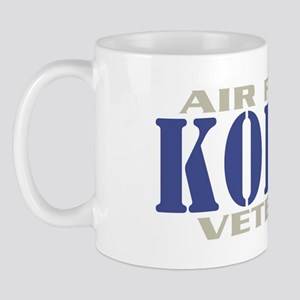 AIR FORCE VETERAN KOREA Mug