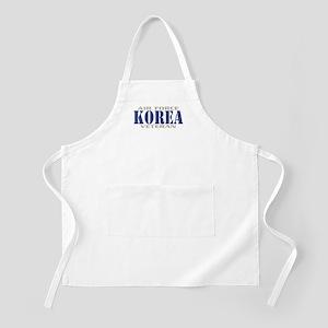 AIR FORCE VETERAN KOREA BBQ Apron