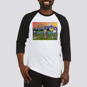 Fantasy Land / Tiger Cat Baseball Jersey