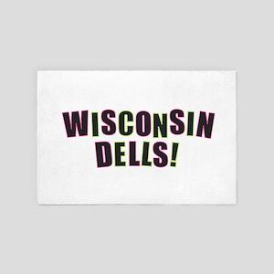 Wisconsin Dells 4' x 6' Rug