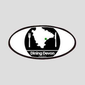 Dining Devon Logo Patch
