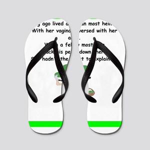 limerick Flip Flops