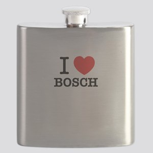 I Love BOSCH Flask