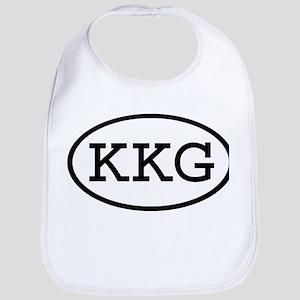 KKG Oval Bib