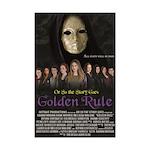 Golden Rule Mini Poster Print