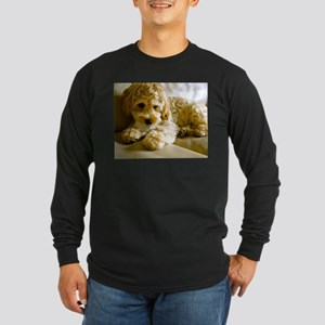 The Cockapoo Puppy Long Sleeve T-Shirt