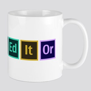 Adobe Video Editor - Large Mug Mugs