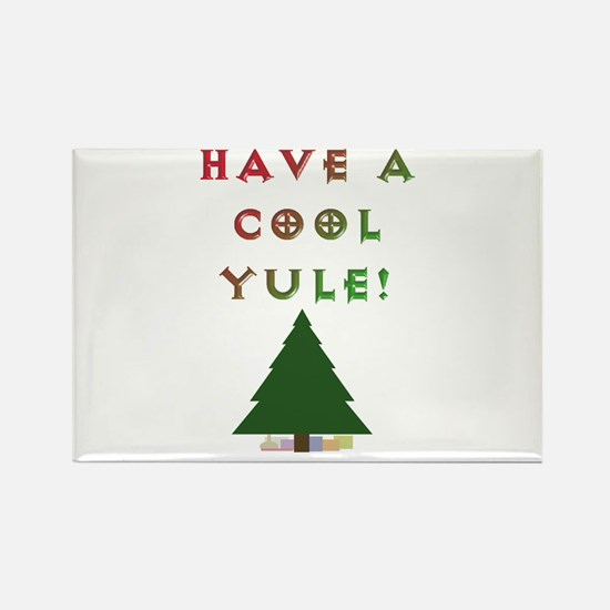 Cool Yule Rectangle Magnet (100 pack)