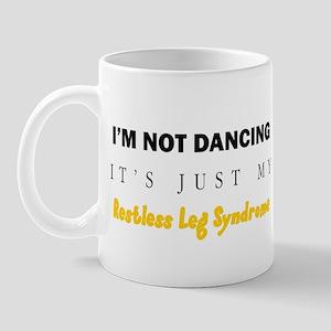 Restless Leg Syndrome Mug