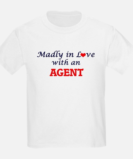 Madly in love with an Agent T-Shirt