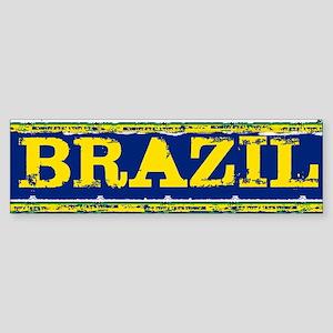 Rio De Janeiro Brazil Bumper Sticker