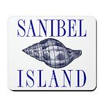 Sanibel Island Shell - Mousepad