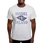 Sanibel Island Shell - Light T-Shirt