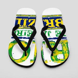 a6a94408d Rio De Janeiro Flip Flops - CafePress
