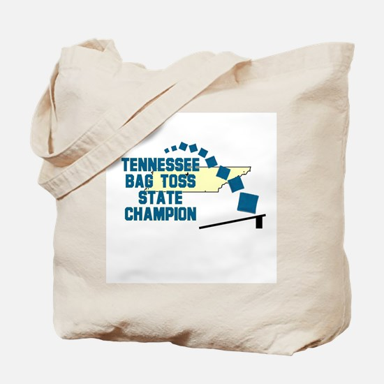 Tennessee Bag Toss State Cham Tote Bag