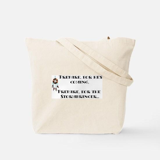 The Stormbringer Tote Bag