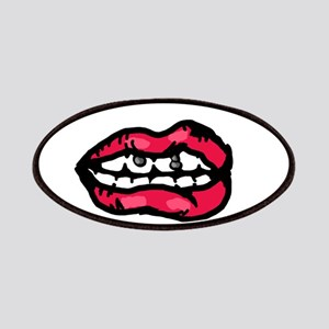 Hot Pink Lips Patch