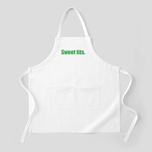 Sweet Tits. BBQ Apron