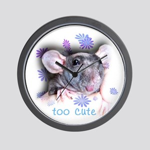 Hairless Rat Wall Clock
