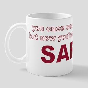 Once was Lost 2 Mug