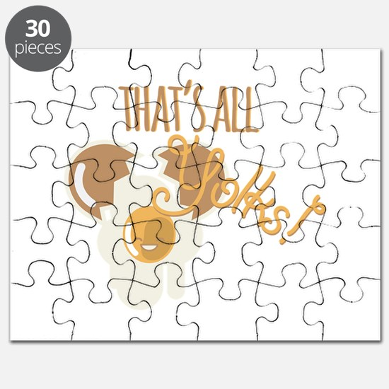 Thats All Yolks Puzzle