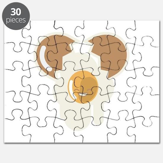 Cracked Egg Puzzle