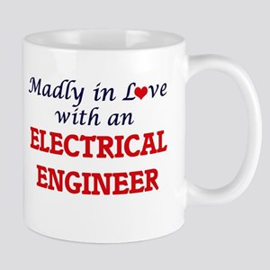 Madly in love with an Electrical Engineer Mugs