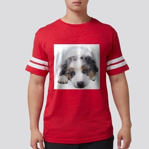 Blue Merle Pup T-Shirt