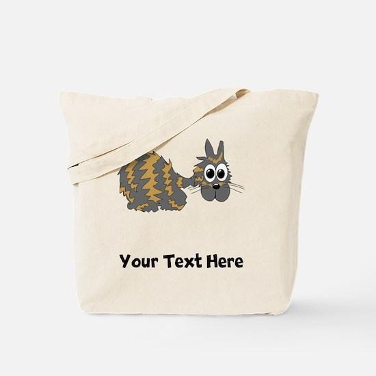 Cat (Custom) Tote Bag
