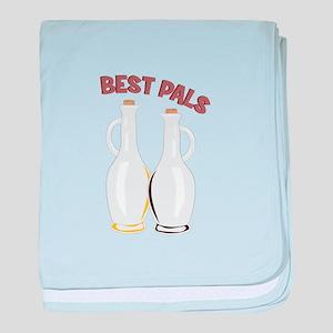Best Pals baby blanket