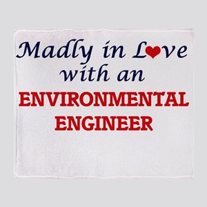 Madly in love with an Environmental Throw Blanket