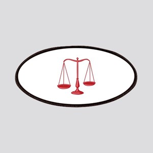 Scales Of Justice Patch