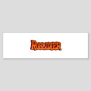 Roblox3 Bumper Sticker