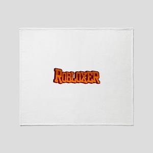 Roblox3 Throw Blanket