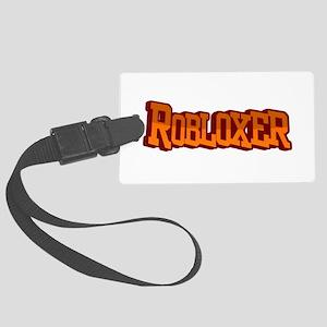 Roblox3 Luggage Tag