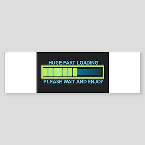 FART Bumper Sticker