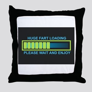 FART Throw Pillow