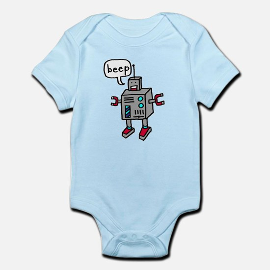 """""""Beep"""" Infant Bodysuit"""
