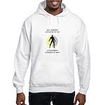 Accountant Superhero Hooded Sweatshirt