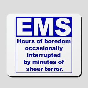 EMS - Boredom... Mousepad