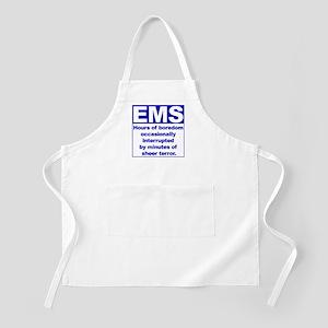 EMS - Boredom... BBQ Apron
