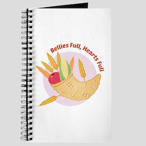 Bellies Full Journal