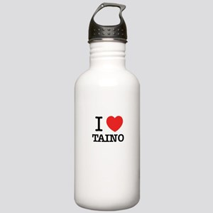 I Love TAINO Stainless Water Bottle 1.0L
