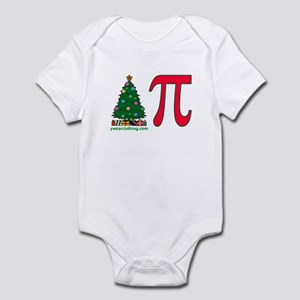 Christmas Pi Infant Bodysuit