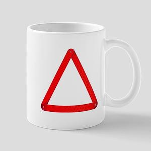 Vehicle Warning Triangle Mugs