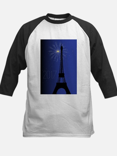 Paris Night 2017 Baseball Jersey